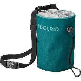 Edelrid Rodeo Chalk Bag Small teal green